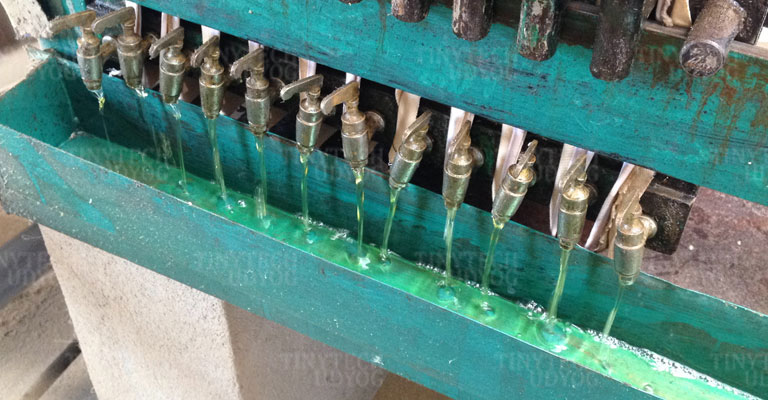Tinytech - Mini Oil Mill