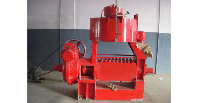 Tinytech - Oil Extraction Machine