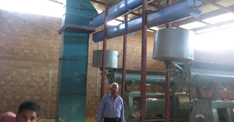 Tinytech - Oil Milling Plant