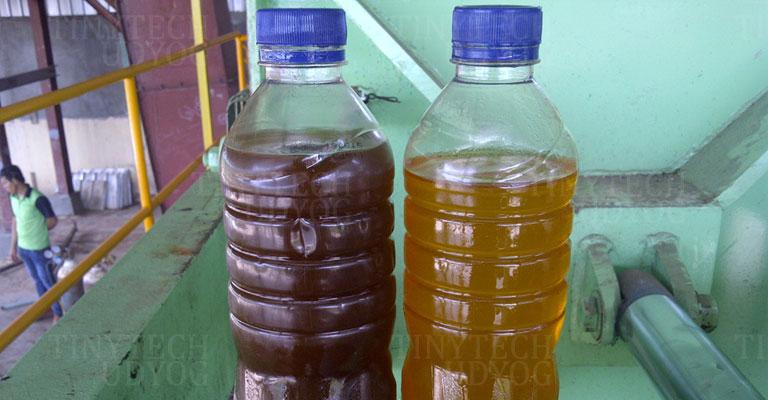 Tinytech - Palm Kernel Oil Expeller