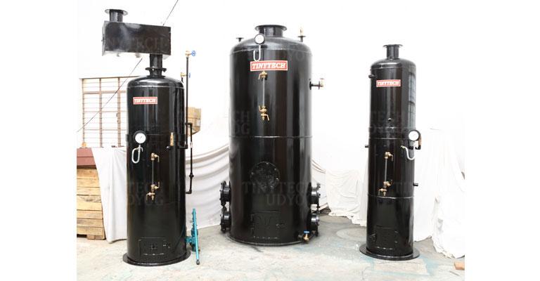 Tinytech - Steam Generation Oil Mill Boiler