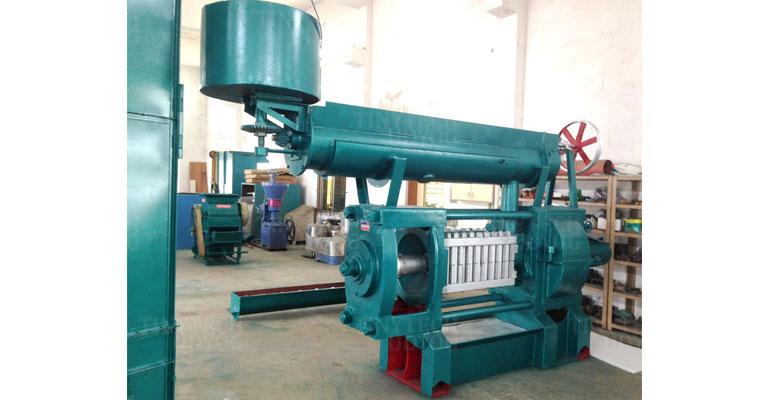 Tinytech - Sunflower Oil Press Machine