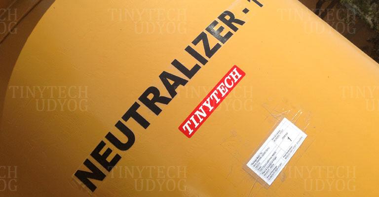 Tinytech - Oil Neutralizer Equipment